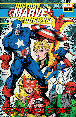 History Of Marvel Universe #2 (Of 6) (2019) 1St Print Mcniven Main Cover ($4.99)