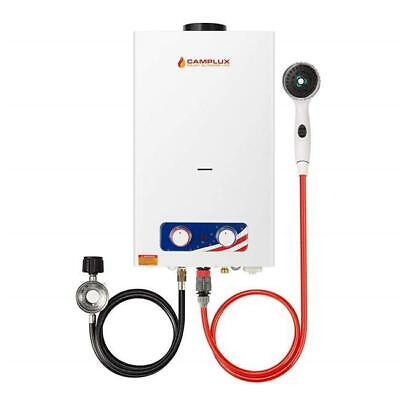 Camplux Pro BD264 10 Litre 2.64 GPM Pro Series Outdoor Portable Tankless Gas NEW