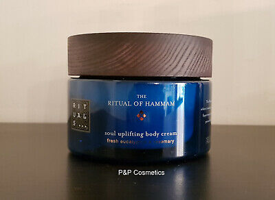 Rituals The Ritual Hammam Body Cream 7.4FL.OZ 220ML!Next Object Free Shipping!