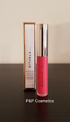 Rituals Miracle Liquid Lipstick 6ML Hot Pink.Next Objects Free Shipping