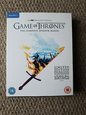Game Of Thrones The Complete Seventh Season.bluray New Sealed