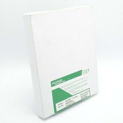 FUJIFILM FUJICOLOR Crystal Archive Paper - 8x10 Glossy Type II - 100 Sheets