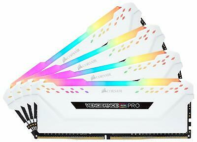 Corsair Vengeance RGB PRO LED Lighting 64GB (4x16GB) DDR4 3200MHz C16 Memory