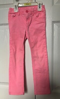 Baby Gap Toddler Girls Hot Pink Jeans - Size 4T