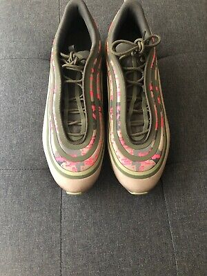 Details about NIKE AIR MAX 97 USED SIZE 10.5 ETERNAL FUTURE