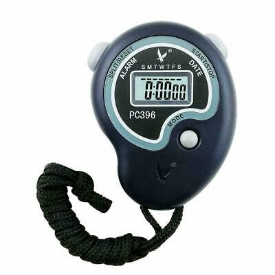 Competition Stopwatch Handheld Digital Counter Timer Professional Sports PC396