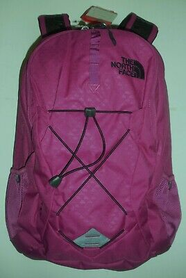The North Face  Womens Jester Backpack- Laptop Sleeve- Chj3- Wild Aster / Purple