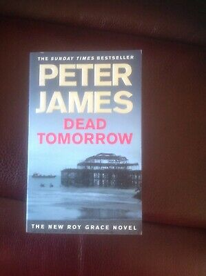 Dead Tomorrow By Peter James Paperback