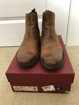 37c0410c76b WOLVERINE MEN'S MONTAGUE Chelsea Boot: Size 11 D: Brown - $51.99 ...