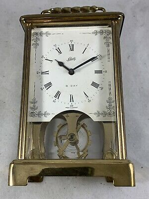 Vintage Schatz Carriage Clock Made in Germany