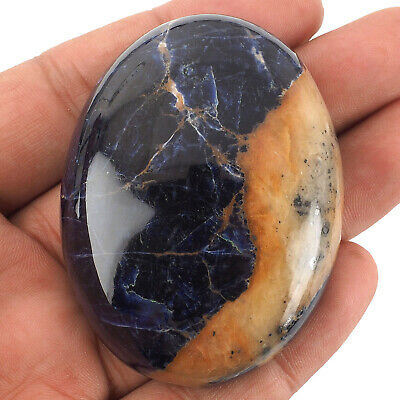 425.45 Cts Natural Sodalite Canada Huge Top Quality Loose Untreated Gemstone