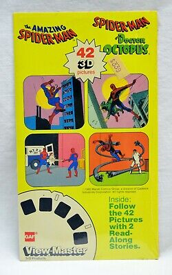 Rare View-Master 6 Reel Packet  # DSL 1 (Brochure Style) Still Factory Sealed
