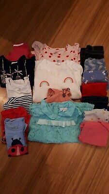 Girls Clothing Size 2 Bundle Bulk Lot