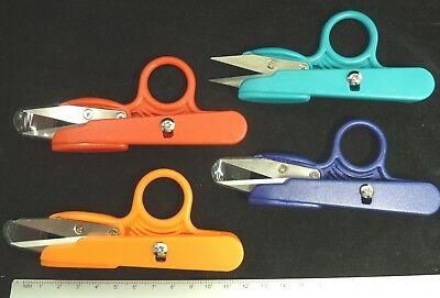 4 Pairs of Brand New Cotton or Thread Cutters that can 'stand alone' - 4 colours