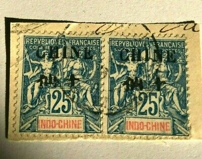 french indochine 1904 stamps