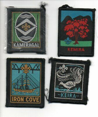 Nsw Scout Badges   (103)