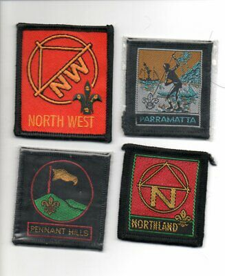 Nsw Scout Badges   (104)