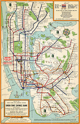 1940 Nyc Subway Map.Vintage New York City Subway Broadway Local N Roll Sign Grafitti
