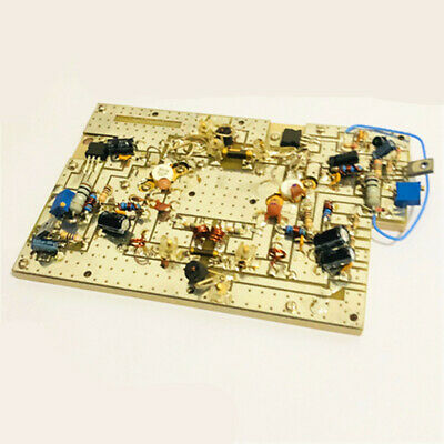 OFFERING A VERY linear power amplifier pallet with original