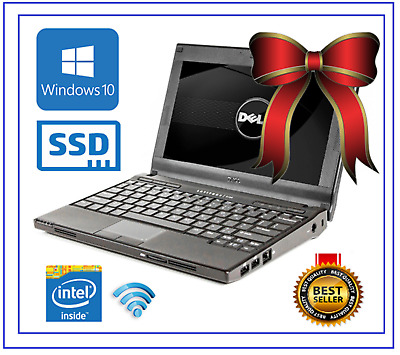 Dell Latitude 2120 | 120GB SSD | Win10 Pro64 | Intel Atom N550 | 2GB | Mini