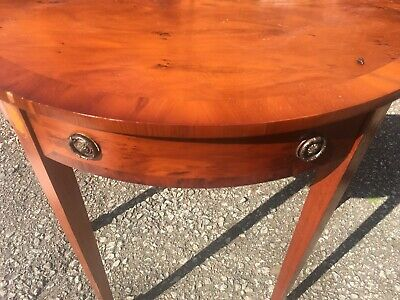 Demi Lune Hall Table Collection Only