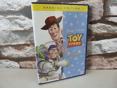 Disney Pixar Toy Story Special Edition Dvd  - Fast/Free Posting.