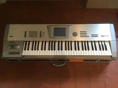 Korg Trinity Keyboard with Flight Case