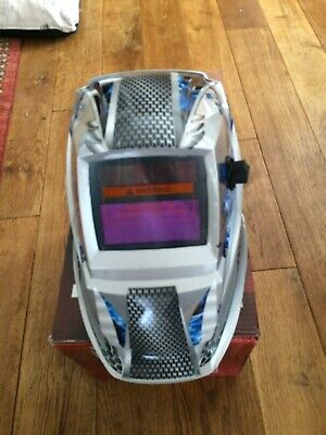 Auto Darkening Welding Mask Helmet Solar Powered Welders ARC TIG MIG Grinding