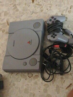 Console Sony Playstation 1 ps1 psx + giochi Ps1 Psone Psx no Ps2 Ps3 ps4