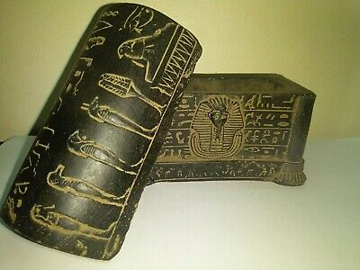 Rare Ancient Egyptian Antique Jewelry  Box 1357-1196 Bc