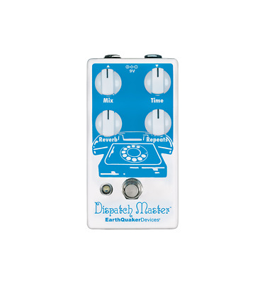 Earthquaker Devices Dispatch Master V3 - Reverb