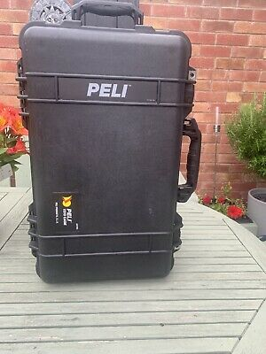 Peli 1510 airport carry-on case.  Hardly used