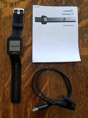 Garmin Forerunner 35 GPS Fitness Watch - Black