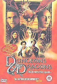 Dungeons And Dragons [DVD] [2001], New, DVD, FREE & Fast Delivery