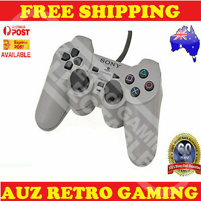 GENUINE Sony PlayStation 1 PS1 DualShock Controller Game Pad