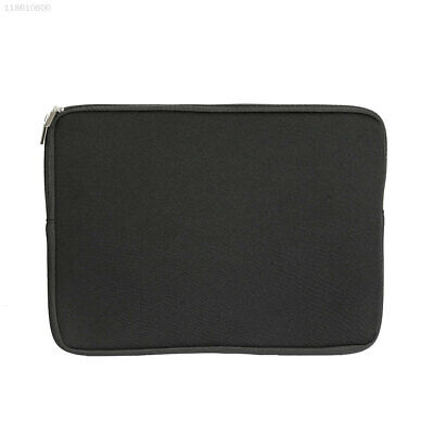 BEE4 Liner Sleeve Zipper 12 Inches Laptop Liner Bag Pouch Black Shockproof