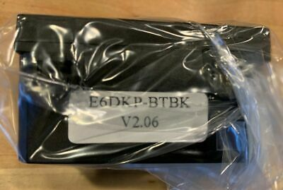 Nuvo NV-E6DKP-BTBK Essentia Black Keypads x 6 W/Buttons NEW!
