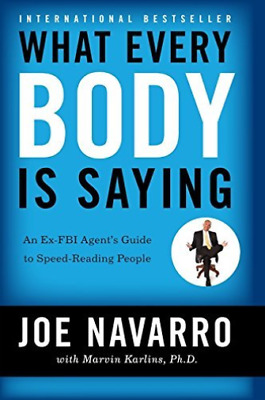 Navarro, Joe/ Karlins, Marvin-What Every Body Is Saying (UK IMPORT) BOOK NEW