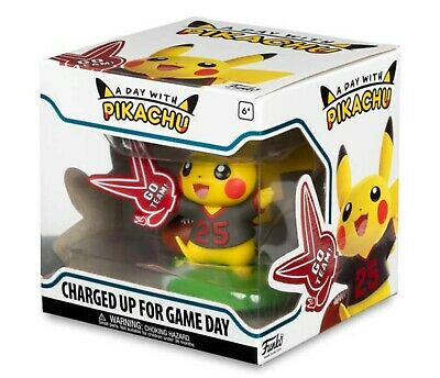 Funko Pop! A Day With Pikachu: Charged Up For Game Day *CONFIRMED ORDER*