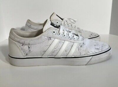 ADIDAS ADI EASE Size 12 Marbled White And Gray No Box Style #B27799 Adi ease