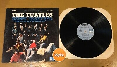 The Turtles - Happy Together (1967) Rock LP 1970 Repress G- Vinyl Record