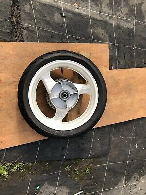 honda cbr 1100 xx super blackbird Rear Wheel And Tyre 1999