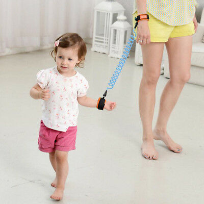 1pc Strap Wrist Leash Safety Walking Anti-lost Harness Belt Hand Toddler Baby
