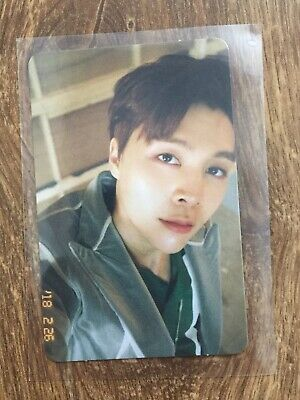 NCT127 - Empathy [JOHNNY] Official Photocard #Reality ver.