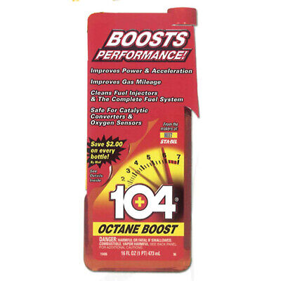 Gold Eagle 10406 Sta-Bil 104 Octane Boost 16 Oz