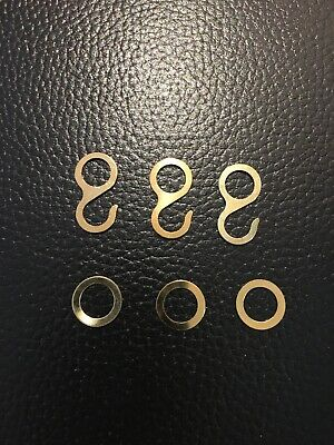 Cuckoo Clock Hook And Ring For 3 Chain. Cuckoo Clock Parts
