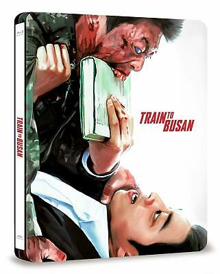 New! Train to Busan SteelBook (Blu-Ray Limited Edition)