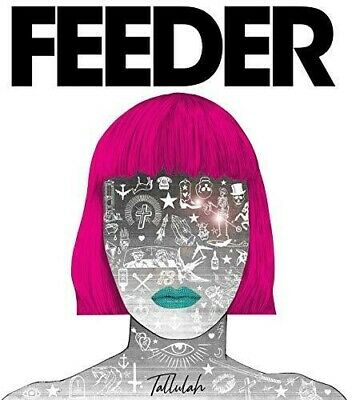 Feeder - Tallulah [New CD] UK - Import