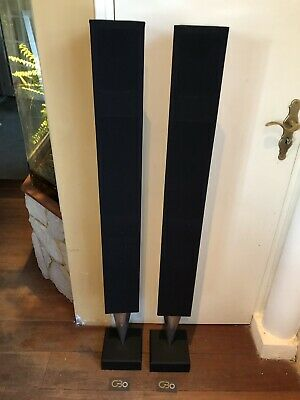 Bang & Olufsen. Beolab 8000 Speakerset. In A Very Good Condition !