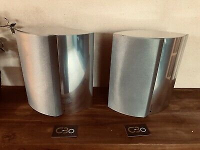 B&o Bang & Olufsen 2x Beolab 4000 Dual Right Speakers For Horizontal Mounting